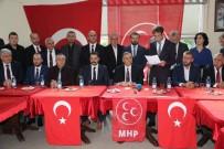 MUSTAFA KÖROĞLU - MHP Şehzadeler İlçe Teşkilatı Tanıtıldı