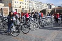 BİSİKLET TURU - Pedallar Sağlık İçin Dönecek