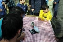 OSMAN AŞKIN BAK - Rize'de Atmacalar Doğal Yaşama Bırakıldı