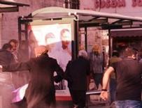 BIBER GAZı - Şişli'de protestoya polis müdahale etti