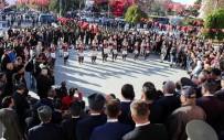 AHMET ATıLKAN - Tekirdağ'ın Düşman İşgalinden Kurtuluşu Törenle Kutlandı