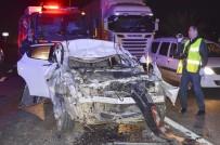 AHMET KAYA - Turgutlu'da Feci Kaza Açıklaması 1 Ölü