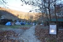 Ulusal Dağcılık Ve Erfelek-Tatlıca Şelaleleri Tırmanış Şenliği Sona Erdi
