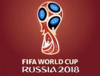FAROE ADALARı - 2018 Dünya Kupası elemelerinde gecenin sonuçları