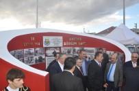 ALANYURT - Ahıska Sürgünü Anıtı Ve Parkı Gözyaşlarıyla Açıldı