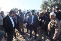 MEHMET ERDEM - AK Parti'li Erdem Akyeniköylülerin Sorununu Dinledi