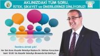 GÖKHAN KARAÇOBAN - Alaşehir'de 'Halk Günü' Toplantıları Başlıyor