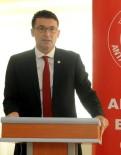 ECZACI ODASI - Antalya Eczacı Odası Yönetim Kurulu Başkanı Ecz. Tolgar Akkuş Açıklaması