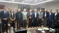 METİN ORAL - Bakan Yardımcısı Ersoy'dan Altınova Belediyesi'ne Ziyaret