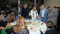 ALIBEYKÖY - Başkan Aydın, Alibeyköyspor Taraftar Derneği'nin Gecesine Katıldı