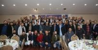 EYÜP BELEDİYESİ - Başkan Aydın, Berber Esnafı İle Toplantı Düzenledi