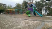 GAZİ MAHALLESİ - Bayırköy Beldesi'ne Yeni Çocuk Oyun Parkı