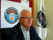 ALAÇATı - Çeşme Belediyespor Futbolda Da Voleybolda Da Lider