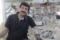 DİZİ OYUNCUSU - (Düzeltme) Berberin İlginç Jilet Koleksiyonu