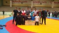 SLOVENYA - Edirne Güreş İl Karması Bulgaristan'da Üçüncü Oldu