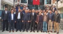 VATANA İHANET - Eğitim Bir Sen Başkanları Turgutlu'da Buluştu