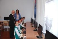 AKILLI TAHTA - Gökoğuz Yeri'nde Çocuklar Yeni Eğitim Yılına Mutlu Başladı