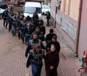 BARTIN EMNİYET MÜDÜRLÜĞÜ - Gözaltındaki Akademisyenler Adliyeye Çıkartıldı