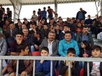 OLİMPİYAT ŞAMPİYONU - Halil Mutlu Develi Belediyespor'un Maçını İzledi
