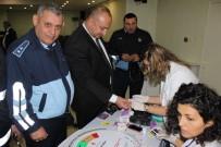 SAĞLIKSIZ BESLENME - Halk Sağlığı Müdürlüğü 14 Kasım Dünya Diyabet Günü Etkinliği Yaptı