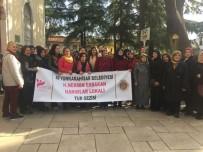 BURHANETTIN ÇOBAN - Hanımlar Lokali Kursiyerlerinden Bursa Turu