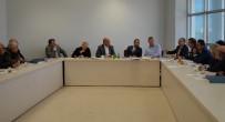 AYHAN ÇELIK - Ilıcalı, 'Uluslararası Çağrı Merkezi Programı' Kapsamında Uzman Konuklarla Erzurum'da Buluştu