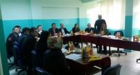İnhisar İlçesinde Eğitim Toplantısı
