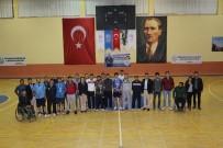 MUSTAFA KARADENİZ - Karaman'da Düzenlenen Atatürk'ü Anma Masa Tenisi Müsabakaları Sona Erdi