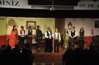 TÜRK TİYATROSU - Kartal'da 'Tesadüf-Ü Müstesna' Adlı Tiyatro Oyunu Sahnelendi