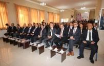 İBRAHIM USLU - 'Konya Savunma Sanayi' Etkinliği Düzenlendi