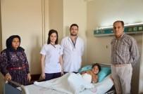 ERSİN ARSLAN - Küçük Kız Ameliyatla Sağlığına Kavuştu