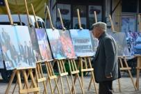 TAHIR ŞAHIN - Lapseki'de,  '15 Temmuz Milli İrade Ve Demokrasi Sergisi'