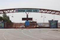 ÖNCÜPINAR - Öncüpınar Sınır Kapısı Kapatıldı