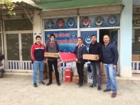 SÜRÜCÜ KURSU - Salihli'den Ahıska Türklerine Yardım Eli