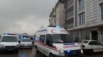 DEĞIRMENBAŞı - Samsun'da Bir Kadın İntihar Etti
