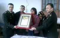 ASKERLİK ŞUBESİ - Şehit Ailelerine 'Şehadet Belgesi' Verildi