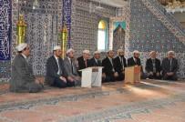 Şehit Kaymakam İçin Pınarbaşı'nda Mevlit Okutuldu