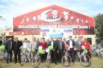 HAREKETSİZLİK - Serik'te Sağlıklı Yaşam İçin 2 Bin 850 Öğrenci Pedal Çevirecek