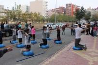 SALSA - Siirt'in En Kapsamlı Spor Salonu Kadınlara Da Hizmet Vermeye Başladı