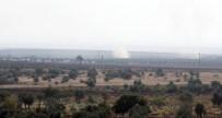 AZEZ - Sınırda Muhalifler Ağır Silahlarla Çatışıyor
