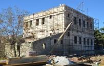 TARİHİ BİNA - Sivrihisar'daki 100 Yıllık Tarihi Bina Kent Müzesi Olacak