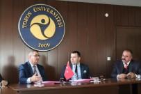 İKTISAT - Toros Üniversitesi İle ÇUGİDER Arasında İşbirliği Protokolü