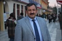 HıZLı TREN - Türkiye Kick Boks Federasyon Başkanı Selim Kayıcı Eskişehir'de