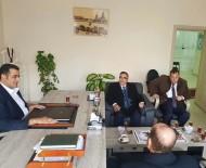 ŞEKER FABRİKASI - Türkiye Şeker Fabrikaları Genel Müdür Yardımcısı Abbas Sueri Kars'ta