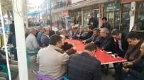 ŞERIF YıLMAZ - Vali Nayir Ve Vali Yılmaz Pazarlar'da İncelemelerde Bulundu