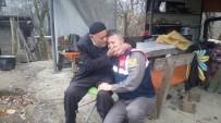 KARADERE - 110 Yaşındaki Hasan Dede Görenleri Şaşırtıyor