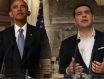 KEMER SIKMA - Çipras-Obama görüşmesinde Türkiye vurgusu