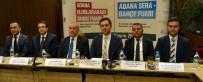 TÜRKIYE ZIRAAT ODALARı BIRLIĞI - Adana Tarım Fuarı Açılıyor