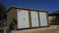 MURAT YIĞIT - AEDAŞ, Elmalı Sanayi Sitesi'nde Enerji Nakil Hatlarını Yer Altına Aldı