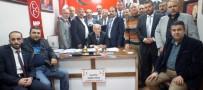 OSMANLı DEVLETI - Alaşehir MHP'de Görev Dağılımı Yapıldı